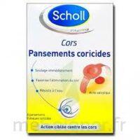 Scholl Pansements coricides cors à BOURG-SAINT-MAURICE