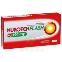 NUROFENFLASH 400 mg Comprimés pelliculés Plq/12 à BOURG-SAINT-MAURICE
