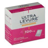 ULTRA-LEVURE 100 mg Poudre pour suspension buvable en sachet B/20 à BOURG-SAINT-MAURICE