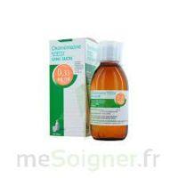 OXOMEMAZINE TEVA 0,33 mg/ml SANS SUCRE, solution buvable édulcorée à l'acésulfame potassique à BOURG-SAINT-MAURICE