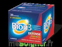 Bion 3 Défense Junior Comprimés à croquer framboise B/30 à BOURG-SAINT-MAURICE