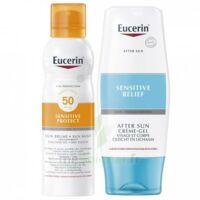 Eucerin Sun Sensitive Protect SPF50 Coffret brume à BOURG-SAINT-MAURICE