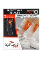 EPITACT SPORT PROTECTIONS TIBIALES EPITHELIUMTACT 03, bt 2 à BOURG-SAINT-MAURICE