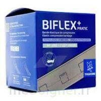 Biflex 16 Pratic Bande contention légère chair 10cmx4m à BOURG-SAINT-MAURICE