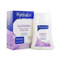 Hydralin Quotidien Gel lavant usage intime 100ml à BOURG-SAINT-MAURICE