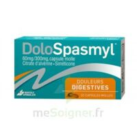 DOLOSPASMYL 60 mg/300 mg Caps molle Plq PVC/alu/20 à BOURG-SAINT-MAURICE