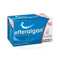 EFFERALGANMED 1 g Cpr eff T/8 à BOURG-SAINT-MAURICE