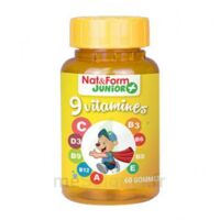 Nat&Form Junior Ours Gomme oursons 9 Vitamines B/60 à BOURG-SAINT-MAURICE