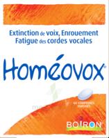 Boiron Homéovox Comprimés à BOURG-SAINT-MAURICE