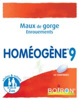Boiron Homéogène 9 Comprimés à BOURG-SAINT-MAURICE