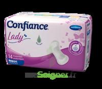 Confiance Lady Protection Anatomique Incontinence 4 Gouttes Sachet/14 à BOURG-SAINT-MAURICE