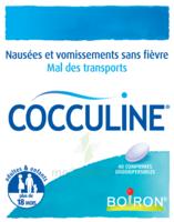 Boiron Cocculine Comprimés orodispersibles B/40 à BOURG-SAINT-MAURICE